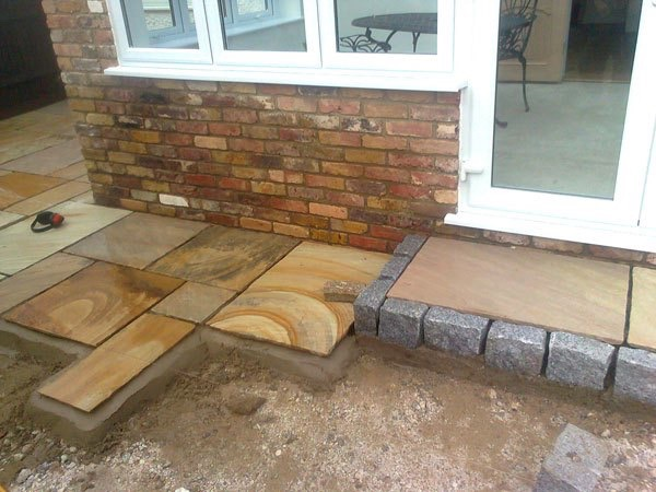 Recommended patio companies Egham