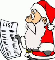 Make Your List this Christmas (mindful of food waste too…)
