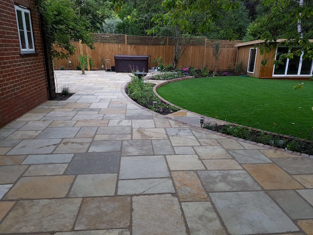 Patios Egham by Block Paving Surrey