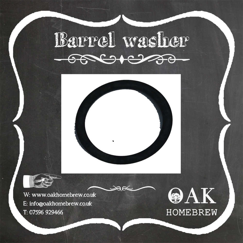 Replacement O-Ring Seal / Washer For Barrel Tap
