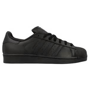 Adidas Super Star Black