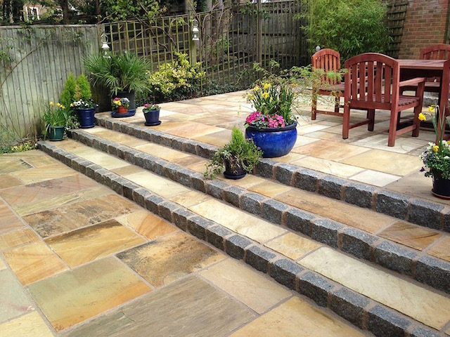 Recommended patio companies Weybridge, Surrey