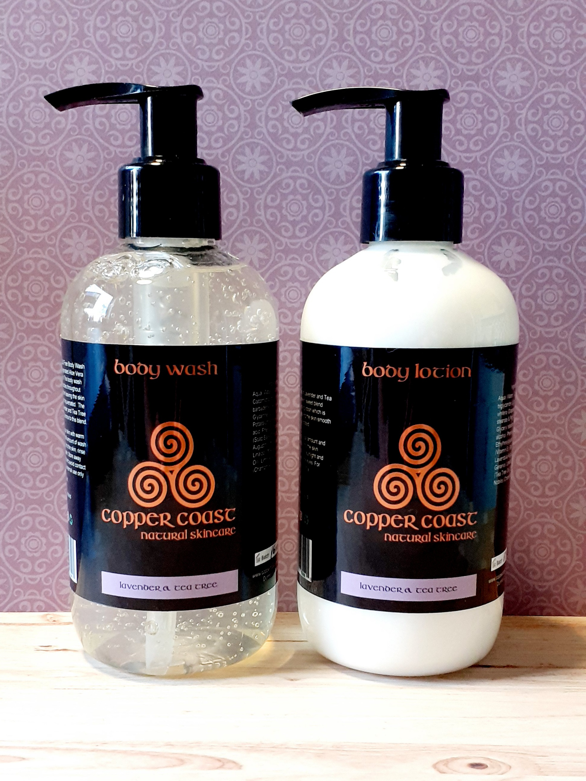 Body Wash & Lotion Gift Set