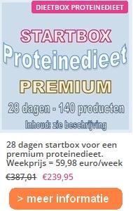 28 dagen startbox proteinedieet premiumjpg