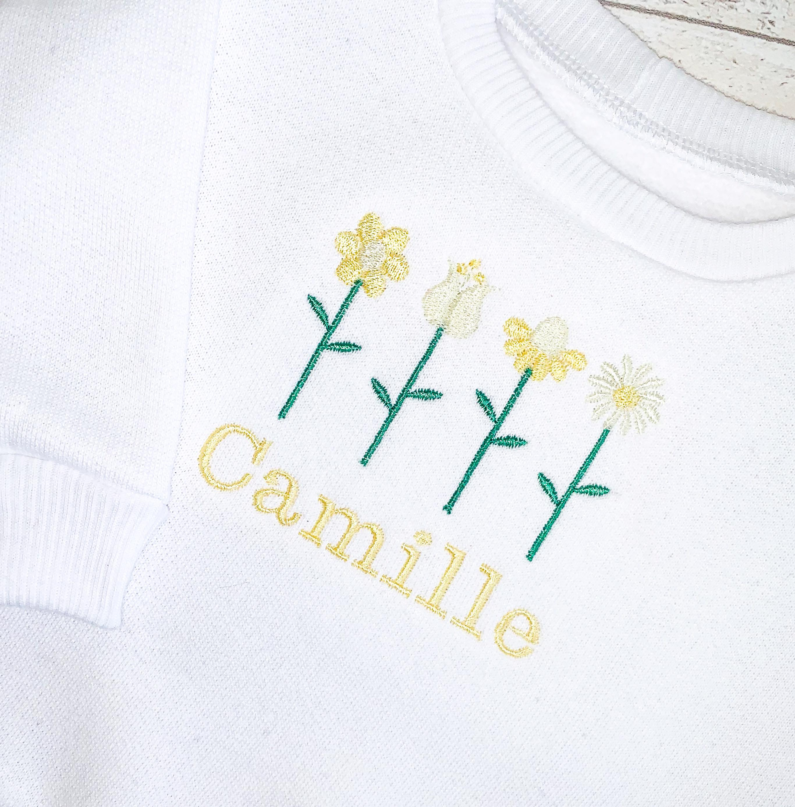 Spring Bloom Sweatshirt