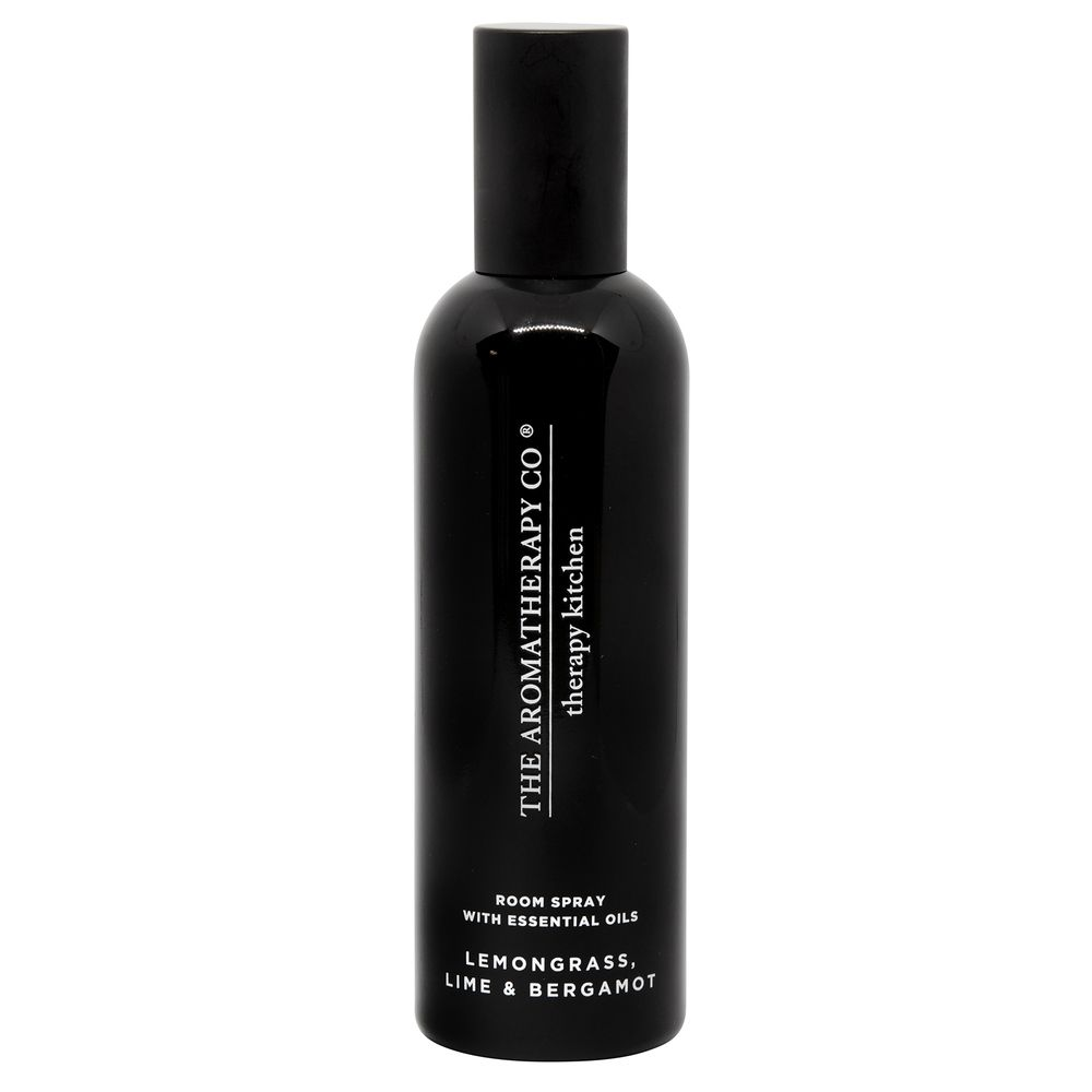 100ml Therapy Kitchen Room Spray - Lemongrass, Lime & Bergamot