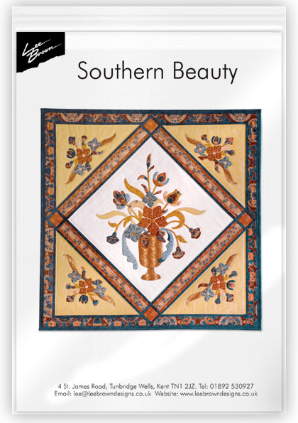 Southern Beauty Wall Hanging