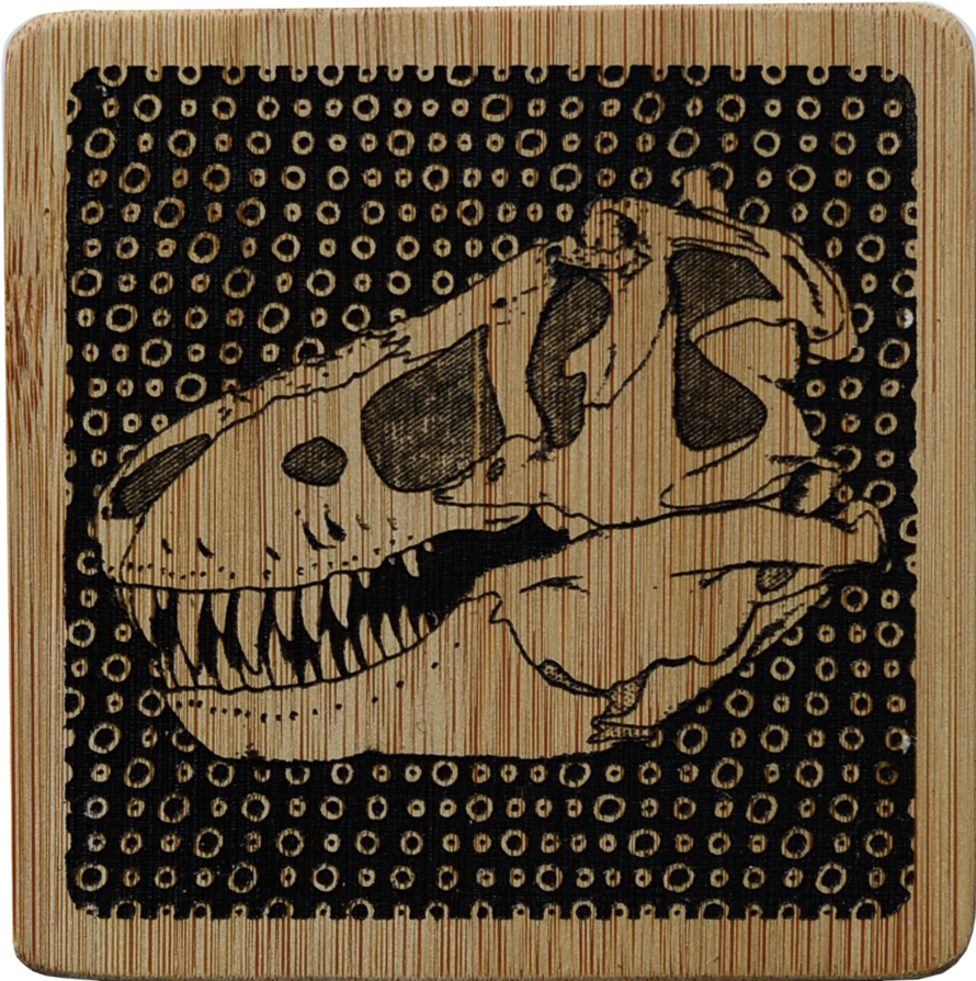Natural History - Dinosaur edition (Black)
