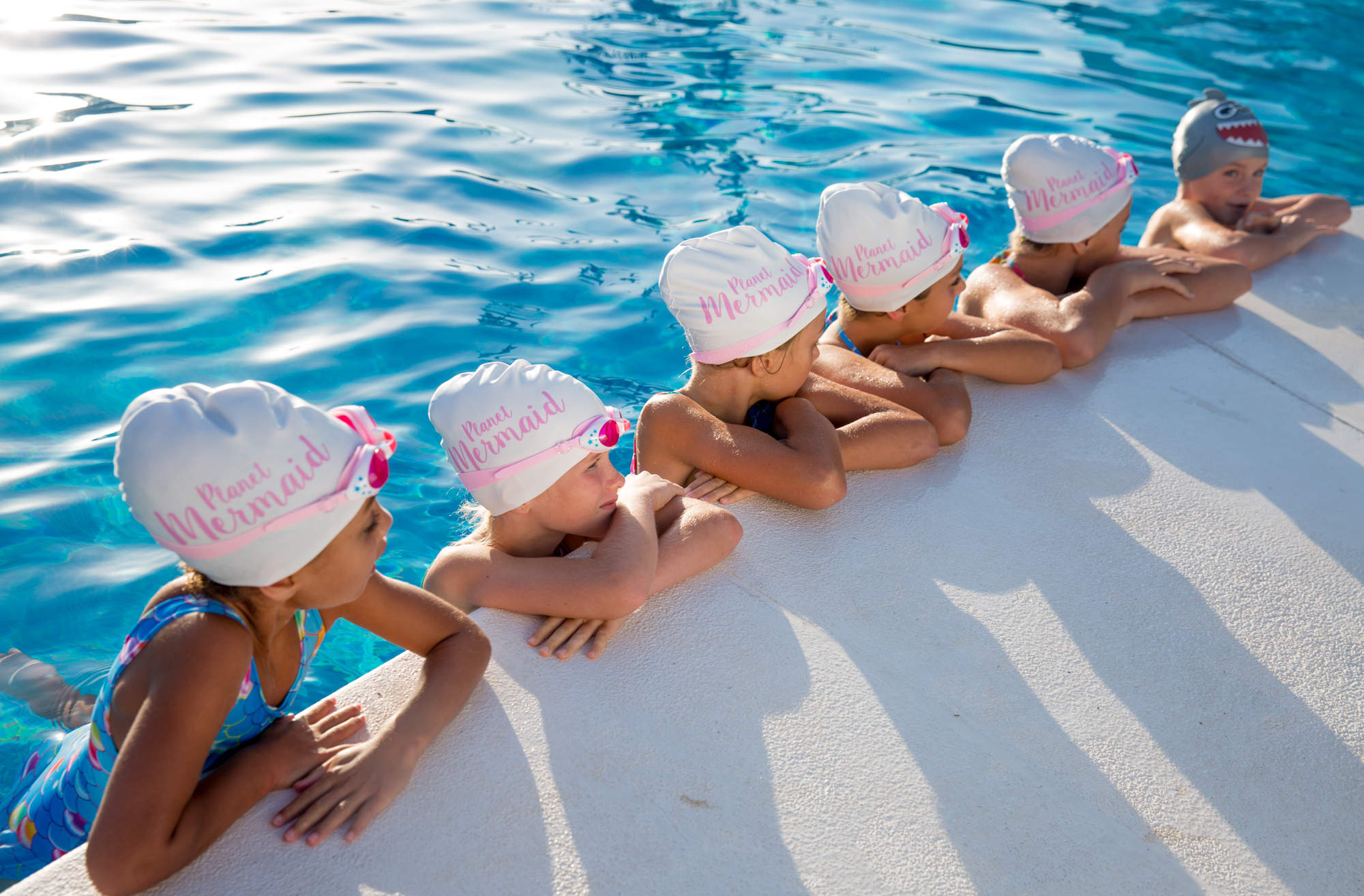 Mermaid swim school classes, birthday parties and instructor training