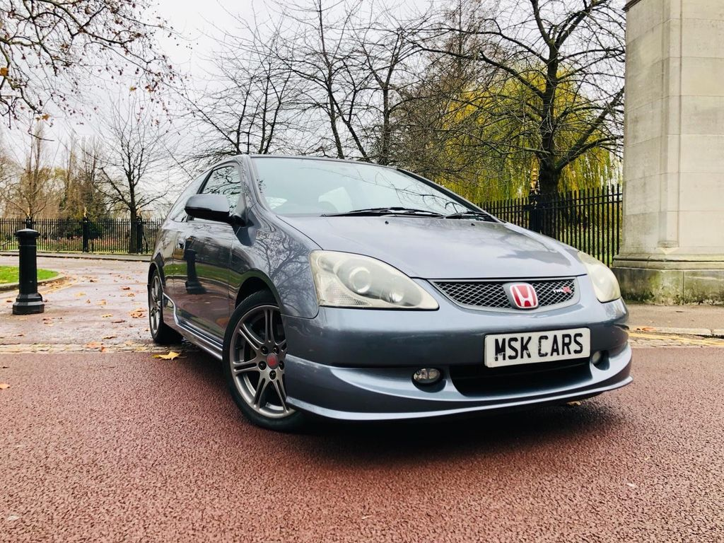 Honda Civic 2.0 i-VTEC Type R 3dr