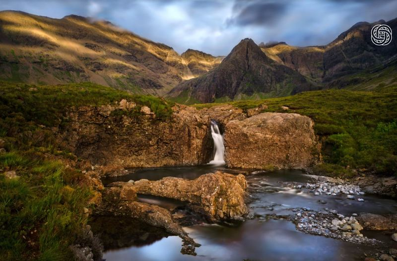 Fairy Pools - Skye