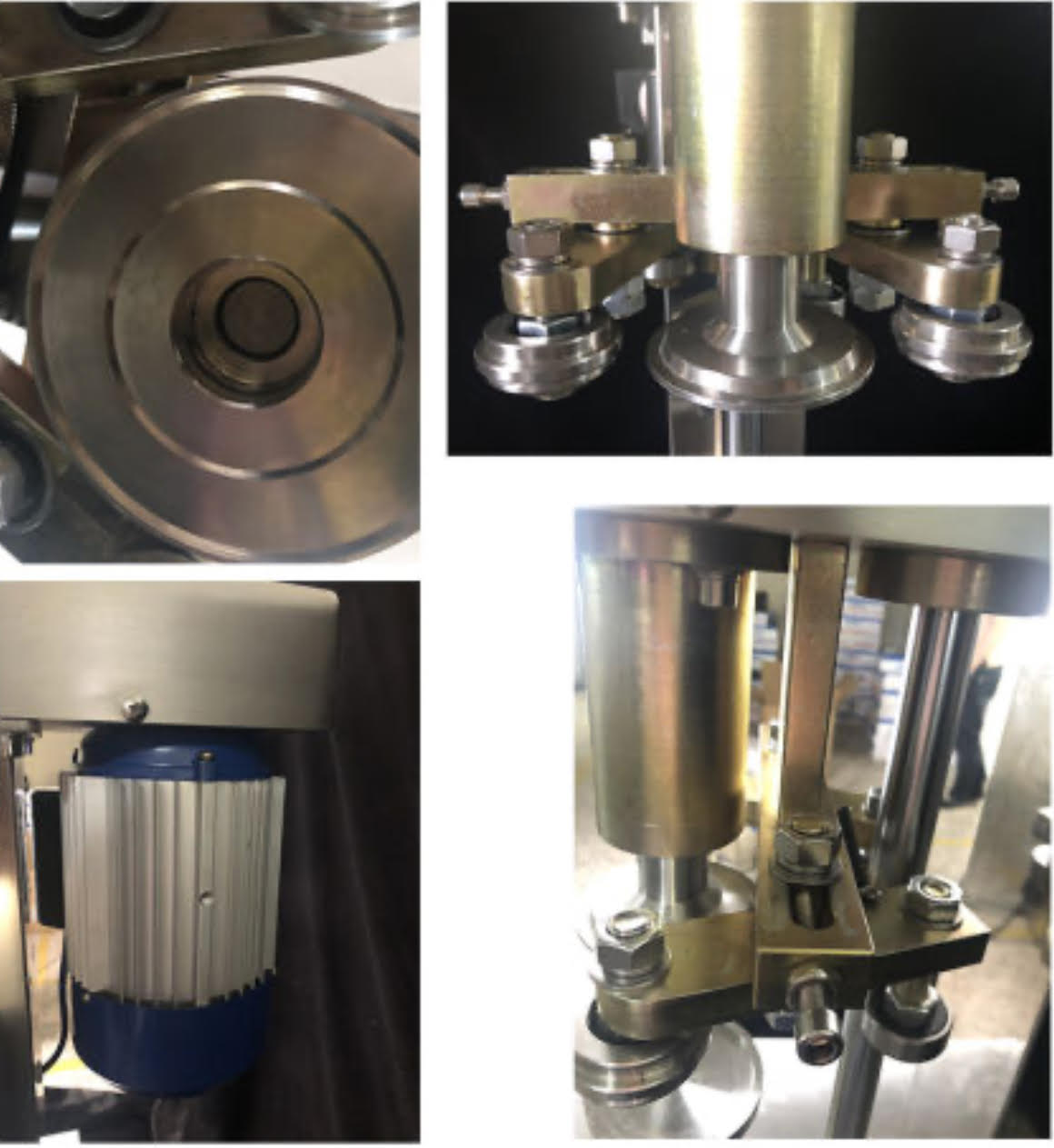 Stainless Steel Semi-Automatic Home Canning Machine 53mm Diameter Drinks Cans