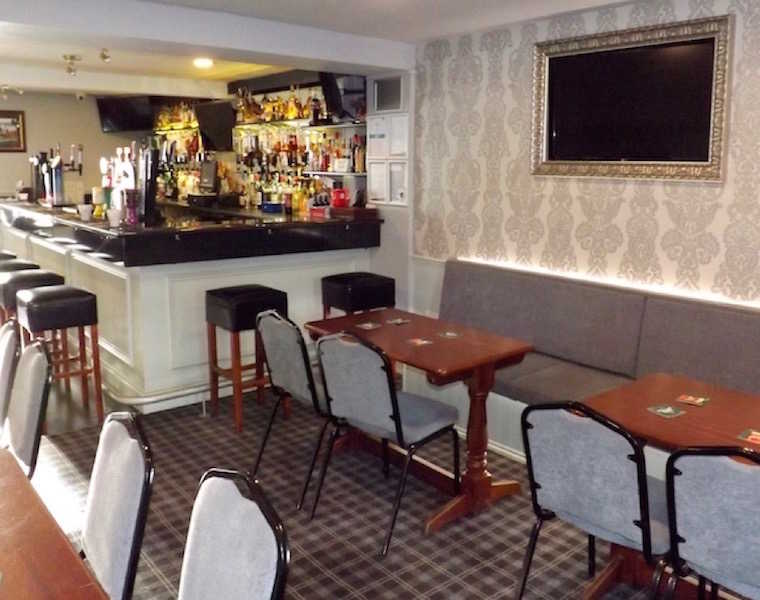 Bar meals at The Crown Hotel Lochmaben