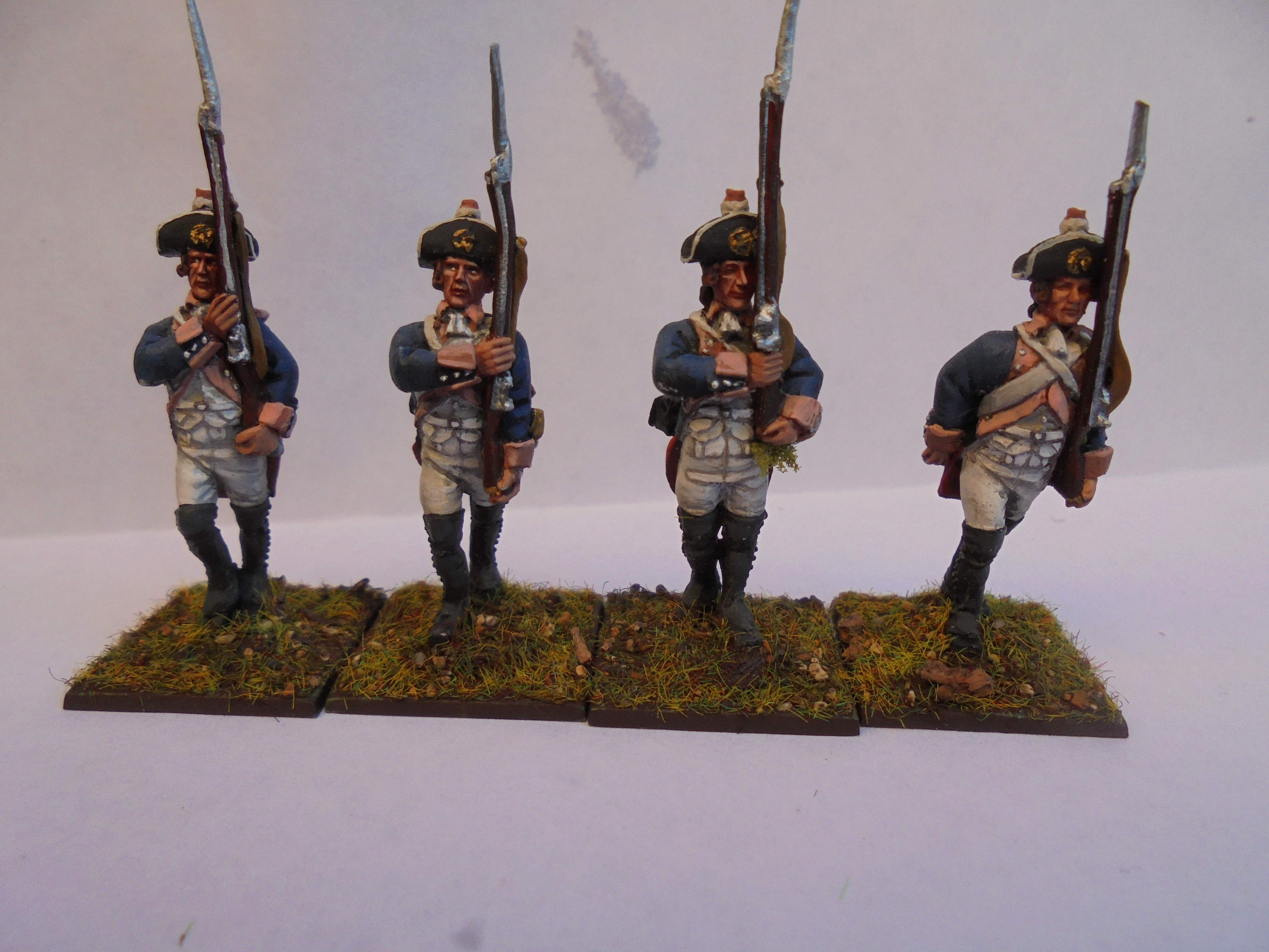 Prussian Army 1792 for sharps practice