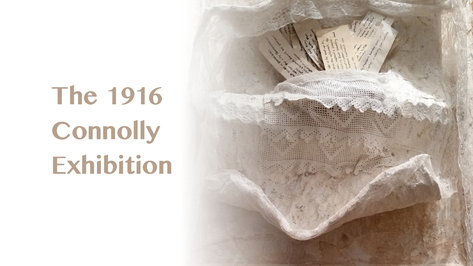 Exhibition Image - 1916 Connolly