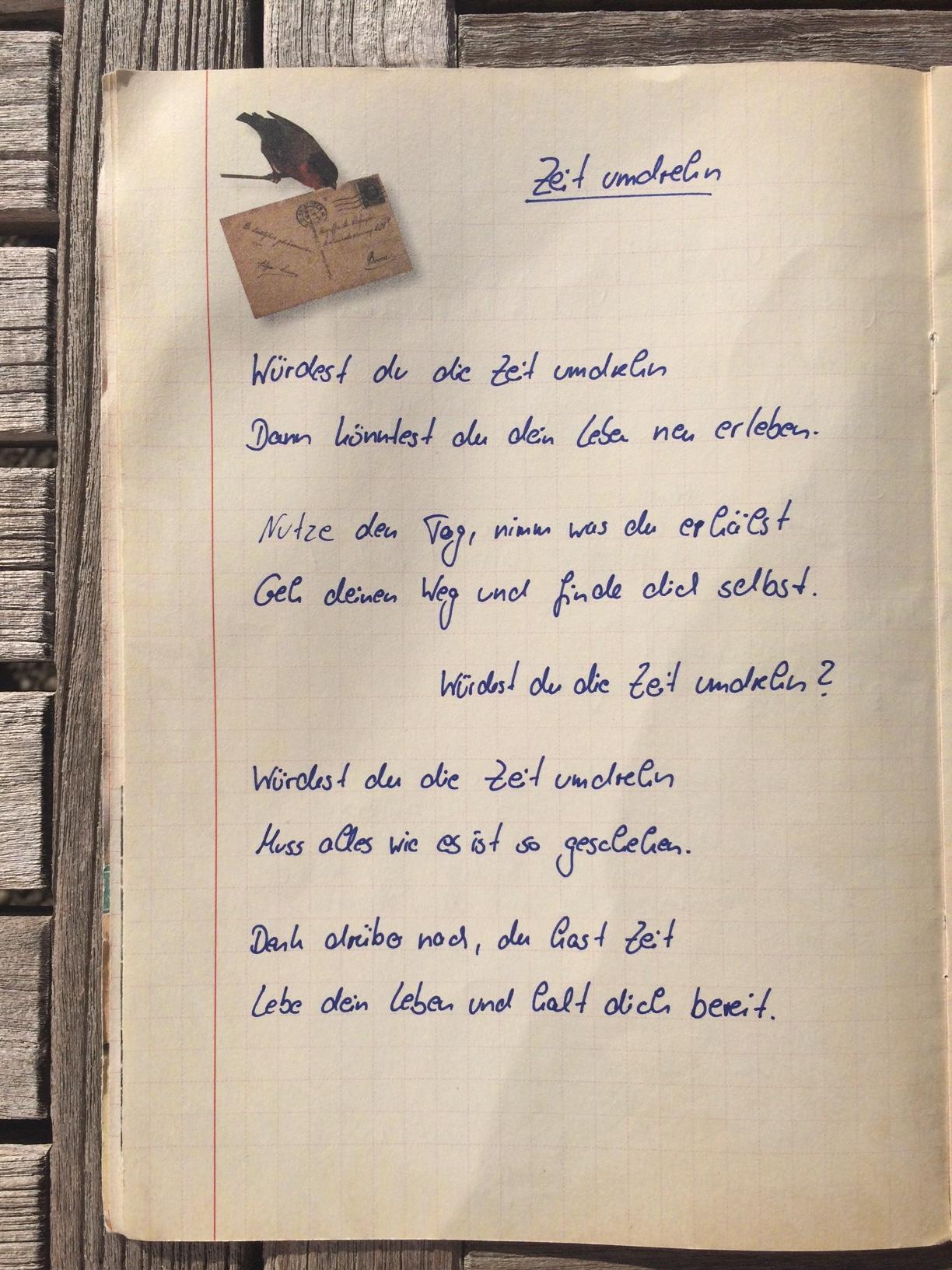 lyrics_Zeit umdrehnJPG