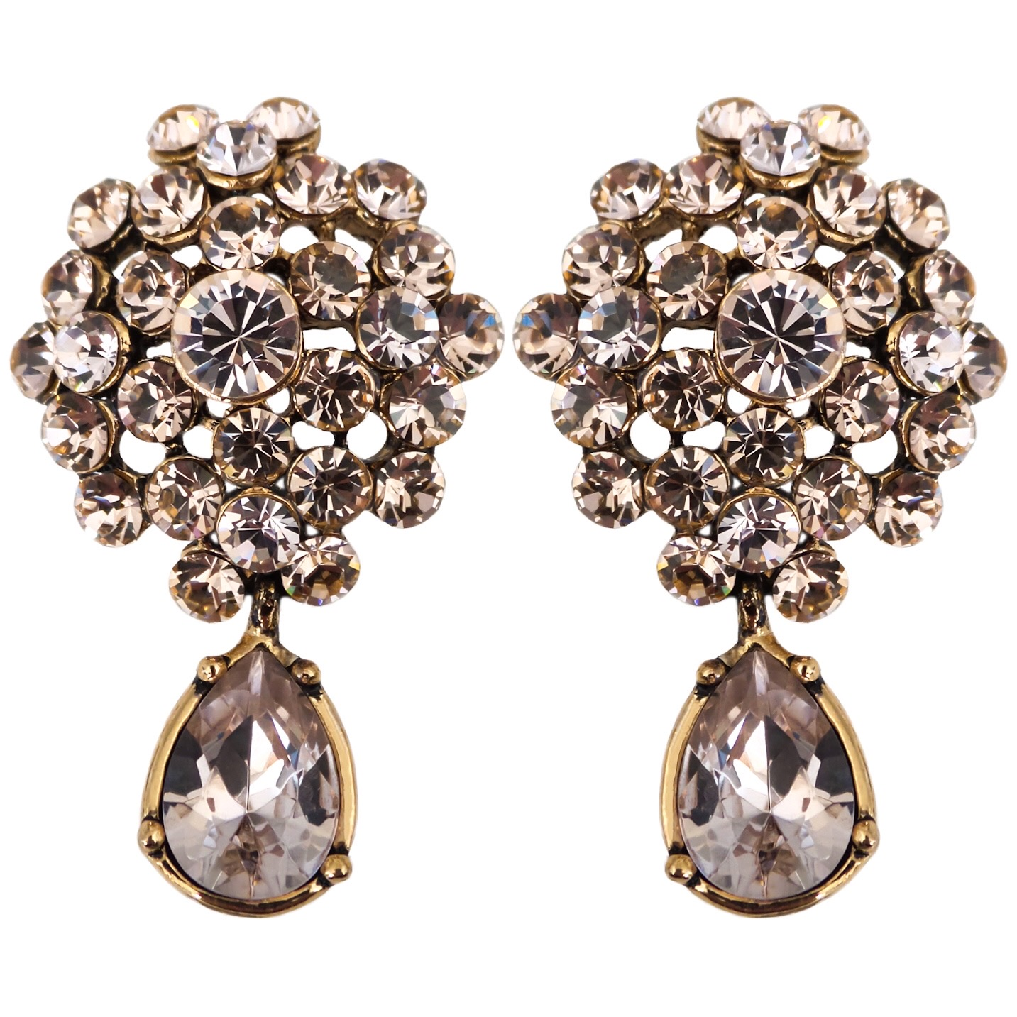 Earrings - PRIMROSE/LPG