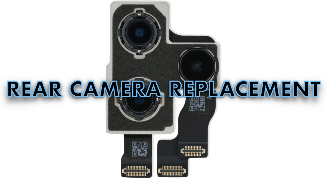 iPhone 11 Pro Rear Camera