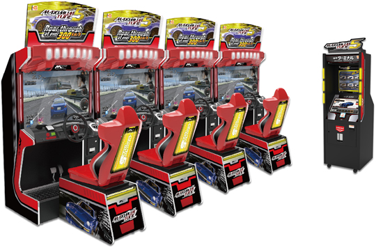 "racing game ""Maximum tune 5"""