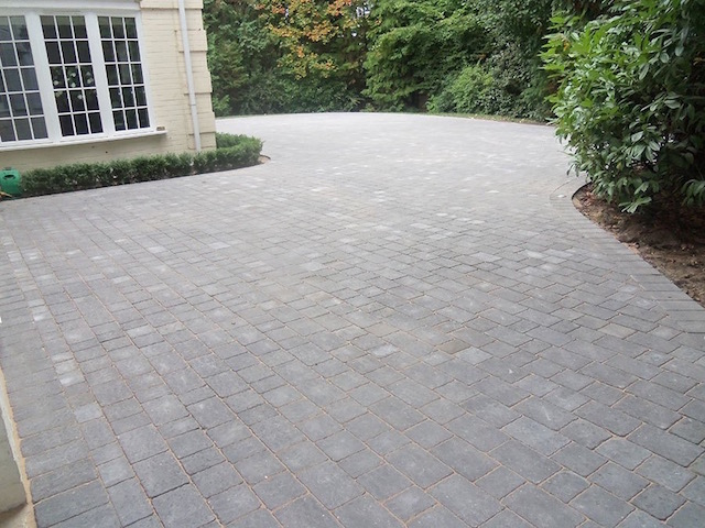 Quality driveways West Byfleet