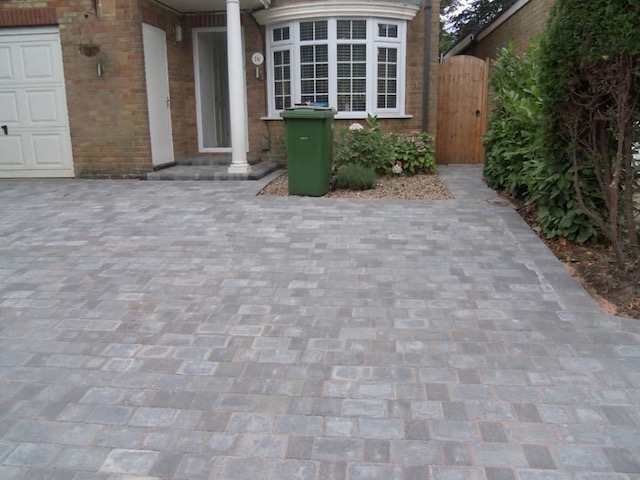 Driveways Weybridge, Surrey