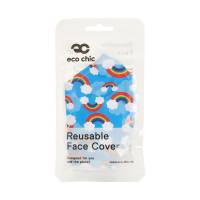 RAINBOW Eco Chic Reusable Face Cover
