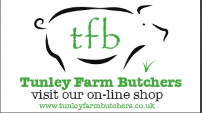 New stockist Tunley Farm Butchers - Green Park Station BATH