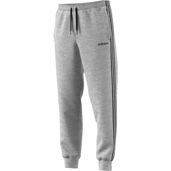 Adidas 3Stripe Tapered Pant Grey-Black
