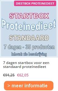7 dagen startbox proteinedieet standaardjpg