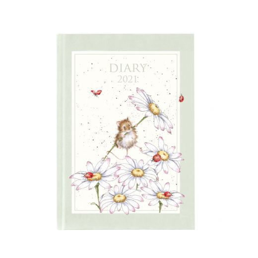 Wrendale 2021 Diary Planner