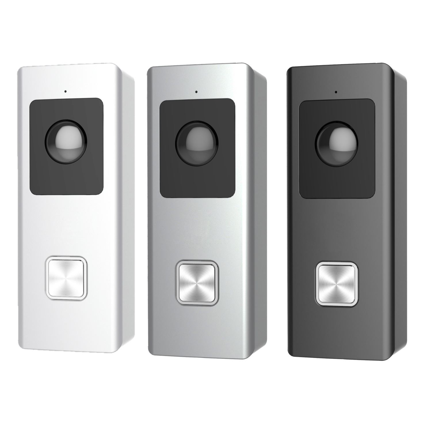 Zero Wire Video Intercom