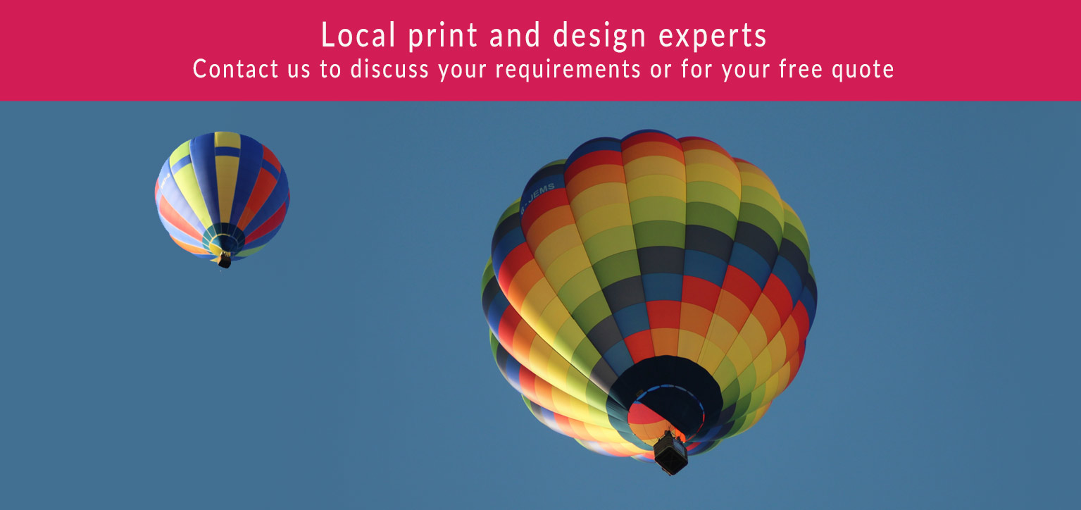 Local print and design experts
