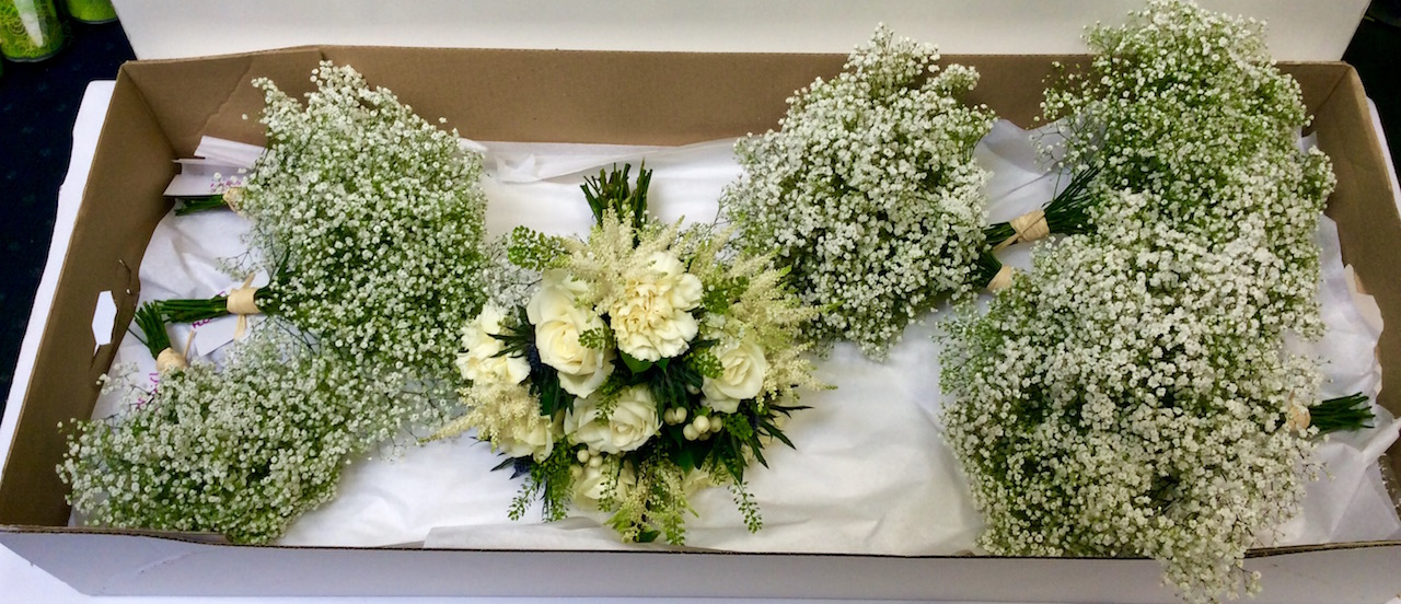 Wedding Flowers by Willow
