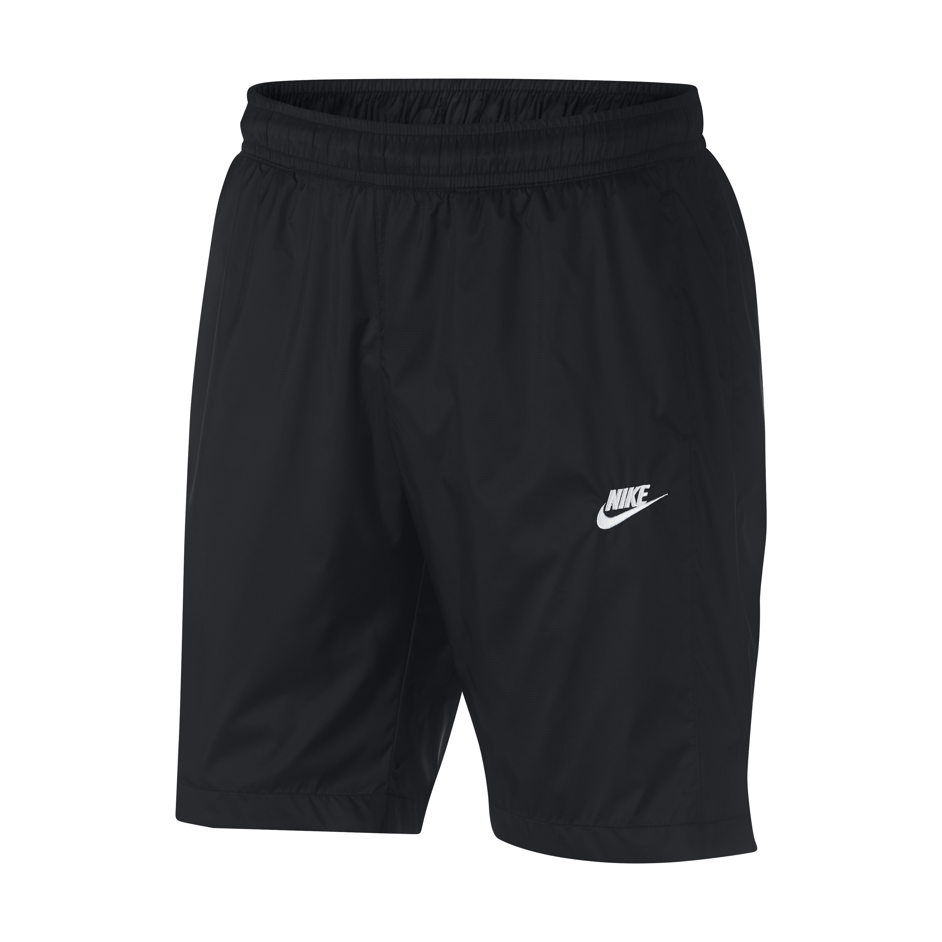Nike NSW Woven Shorts Black-White