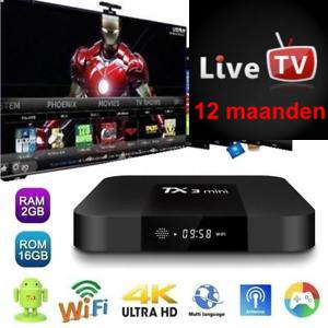 Mancave Mediabox 2.0 All-in-1 Live TV
