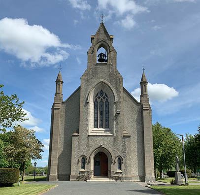 Sacred Heart Church, Moneenroe