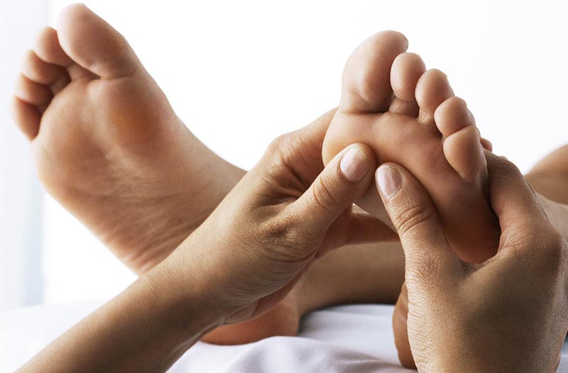 You can feel the benifits of the Ancient Study of Reflexology by our Reflexologist.