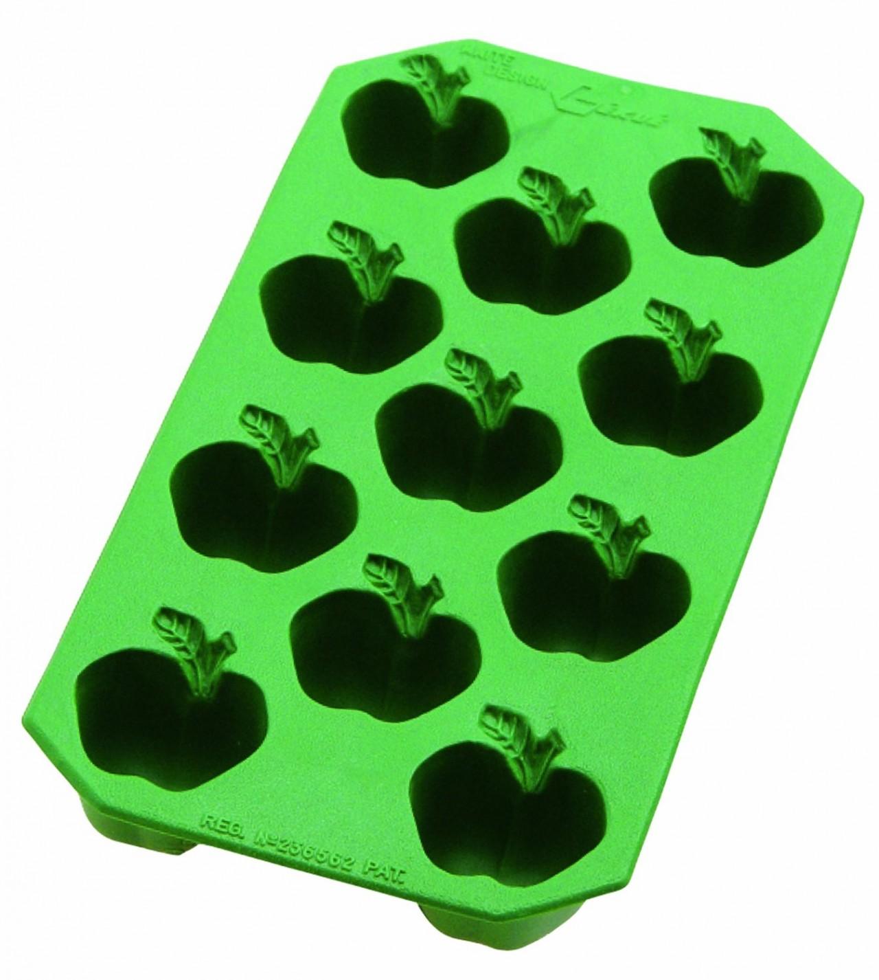 030065 bandeja para hielo manzana color verdejpg