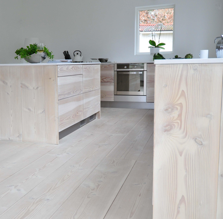 behandling av trägolv i kök