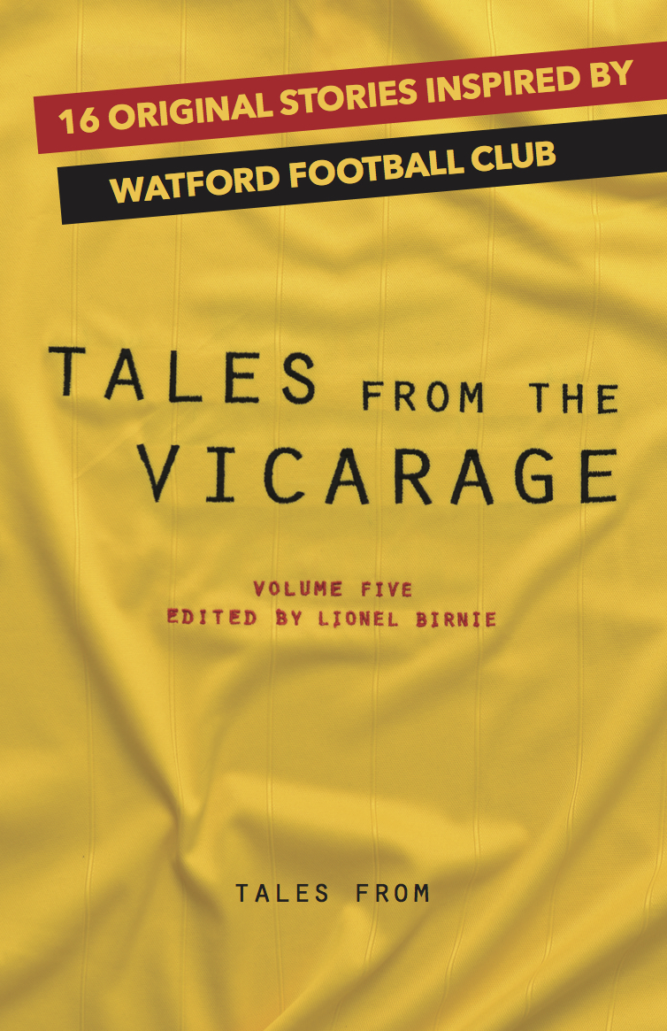Tales from the Vicarage Volume 5 - LIMITED EDITION SIGNED COPY