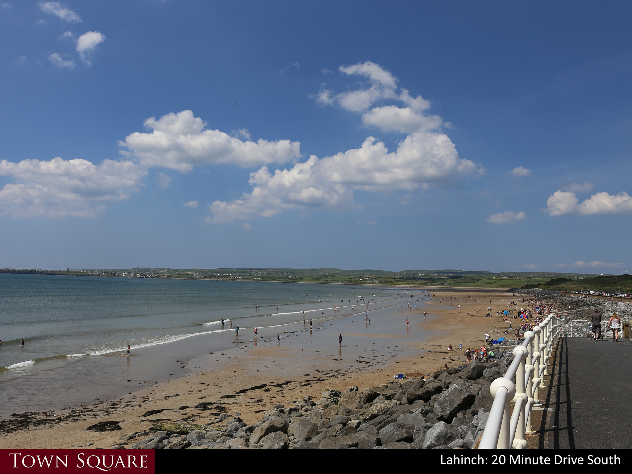 Lahinch Promenade, Co Clare