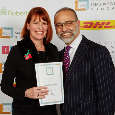 SBS Small Business Sunday-Theo Paphitis