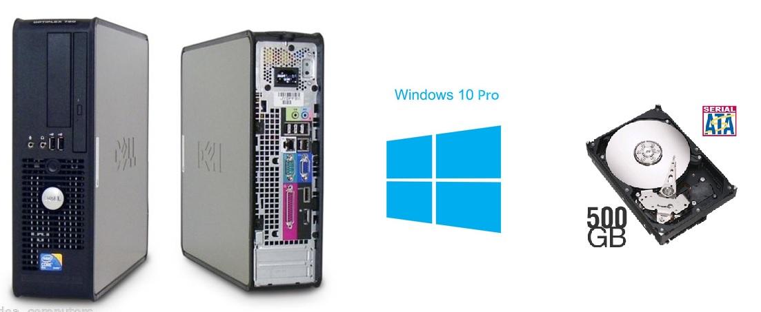 Dell Optiplex 380 Windows 10 Desktop