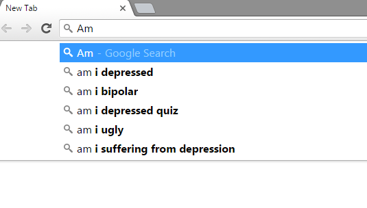 Feeling Depressed and 'Depression'.