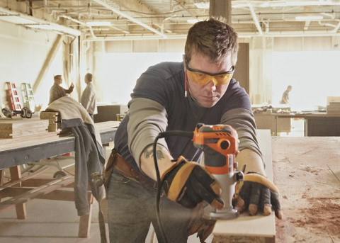 Bench (Architectural) Joinery- NVQ Diploma Level 2 Architectural Joinery QUB900