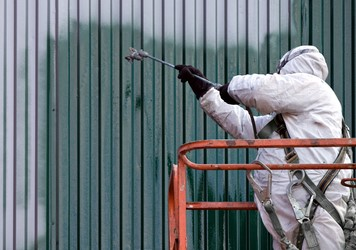 Industrial Painting- NVQ Diploma Level 2 Industrial Painter QUB827