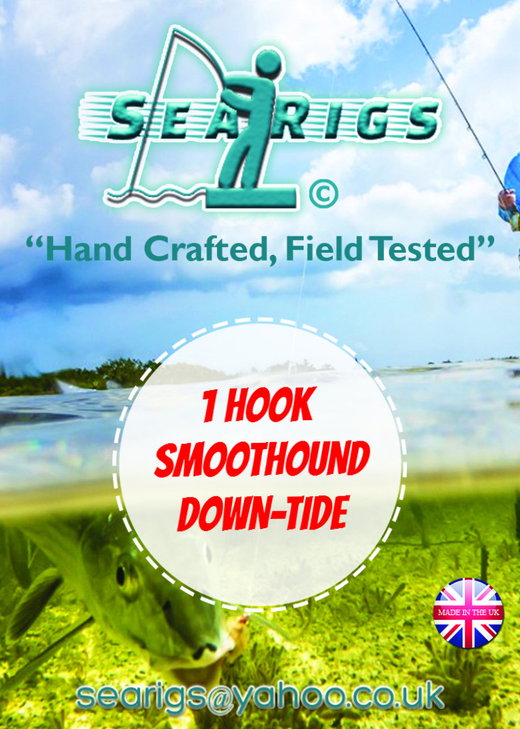 "1 Hook ""Smoothound"" Downtide"