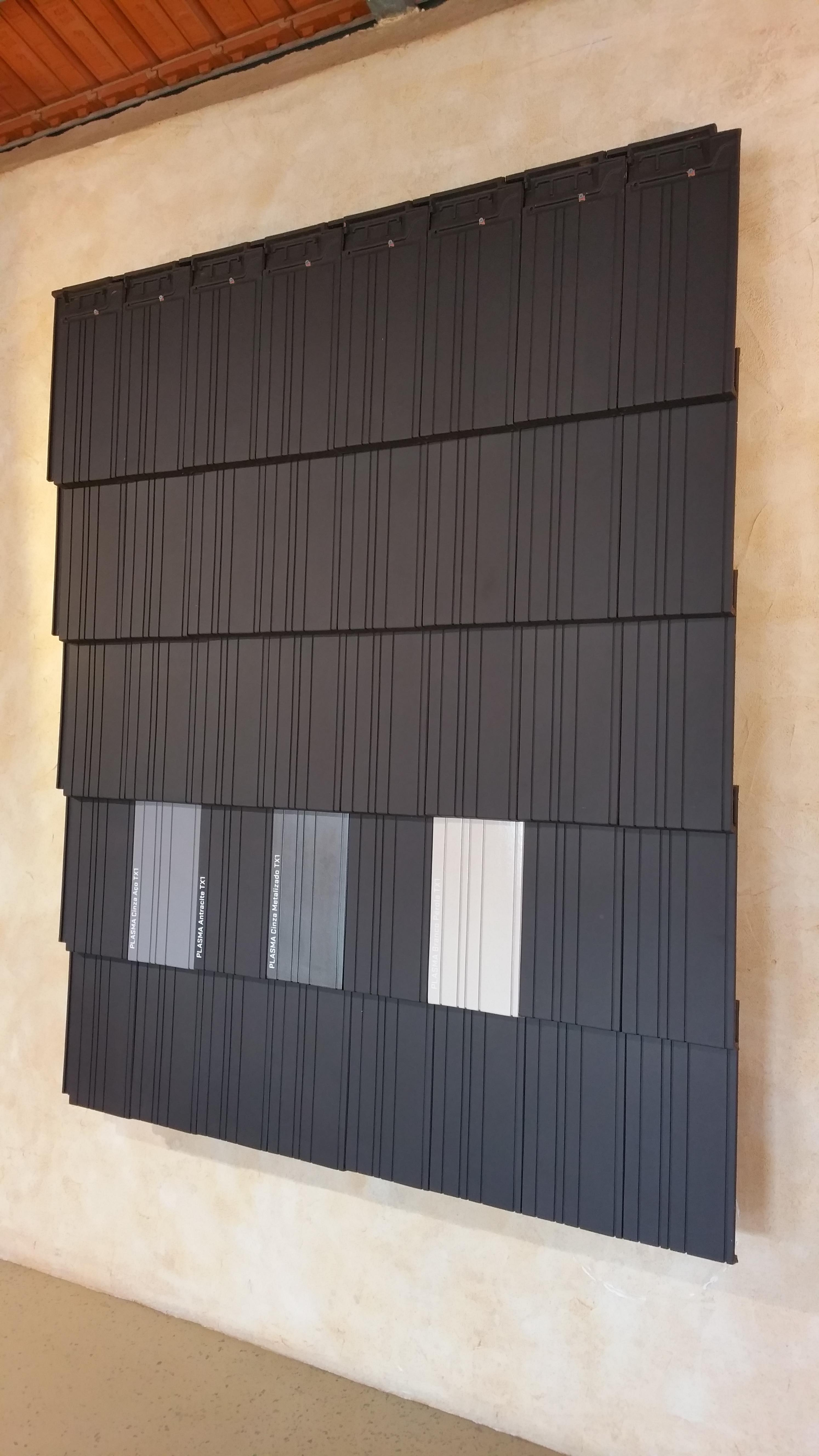 CS Plasma TX1 rainscreen and roofing tile, various colours available