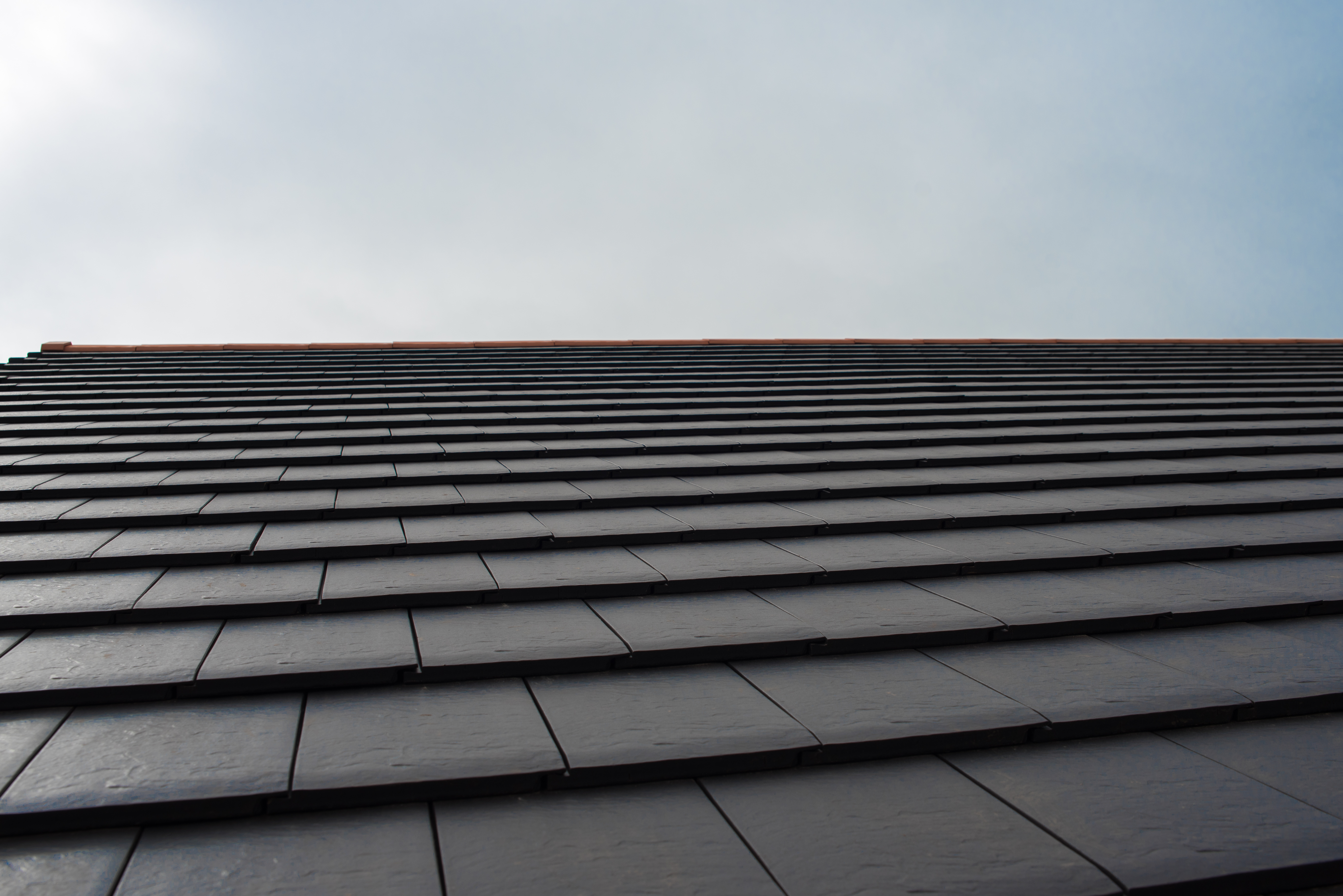 Verea clay tiles, slate effect - Galex