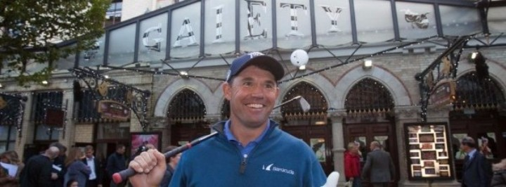 An Evening with Padraig Harrington